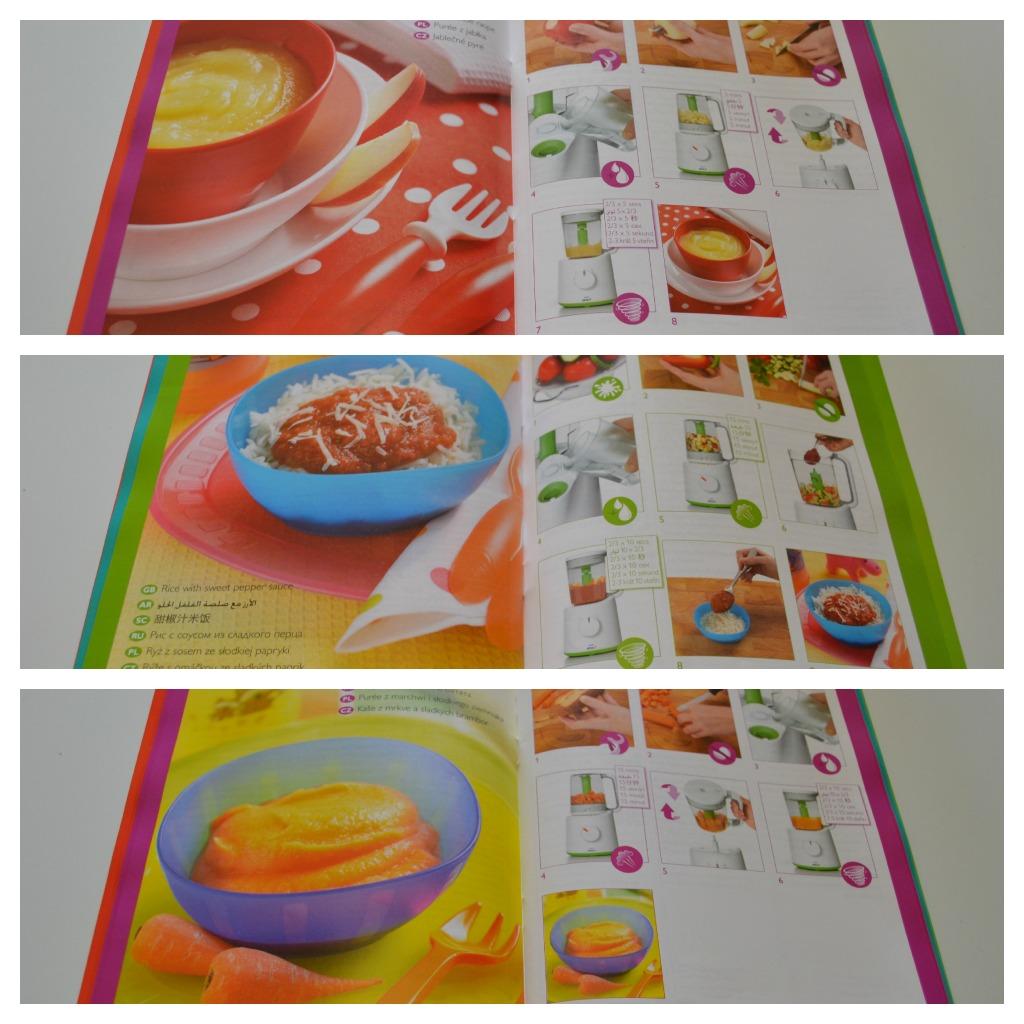 Blender Baby Food Book